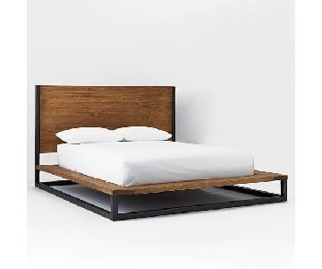 West Elm Copenhagen King Bed