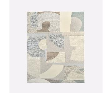West Elm Chris Wynter Art Area Rug