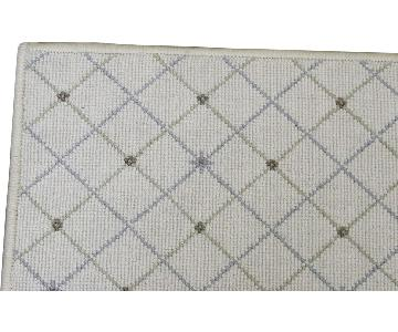 Vintage Star Lattice Area Rug