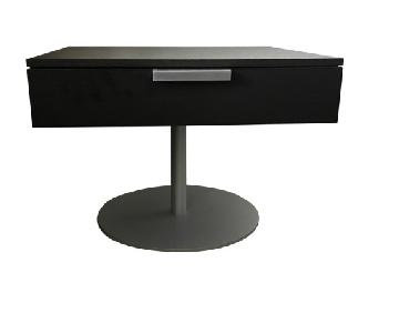 Ligne Roset Everywhere Pedestal Nightstand