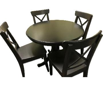 Target Carolina Cottage Round Dining Table w/ 4 Chairs