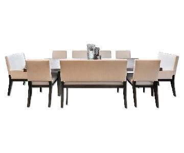 Desiron 10-Piece Dining Set