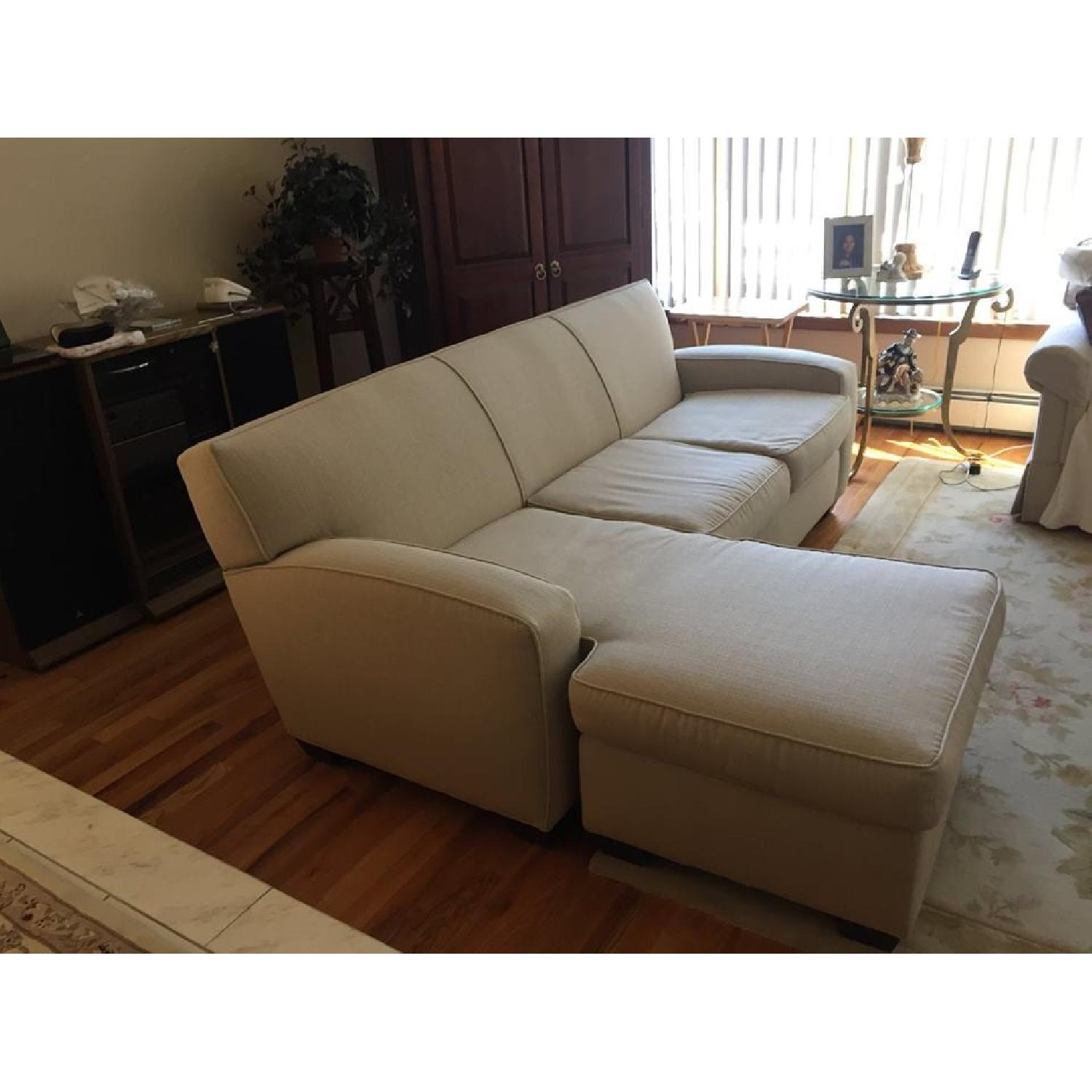 ... 2 Piece Sectional Sofa W/ Floating Chaise 0 ...
