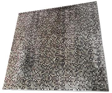 Mosaic Pattern Area Rug