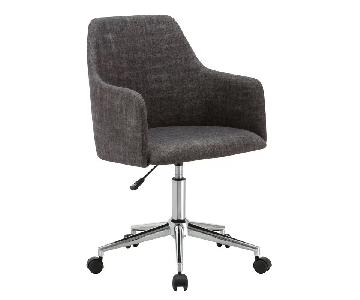 Porthos Home Duncan Mid-Back Desk Chair