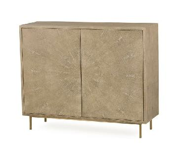 Maison 55 Crawford Cabinet in Shagreen