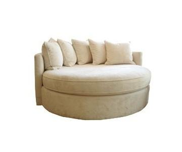 Mitchell Gold + Bob Williams Jeanie Chair in Natural