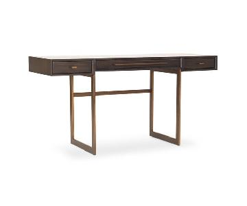 Mitchell Gold + Bob Williams Allure Desk in Dark Brown