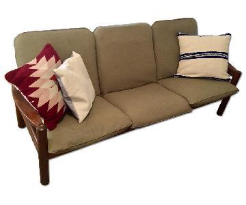 Domino Mbler Danish Modern Sofa