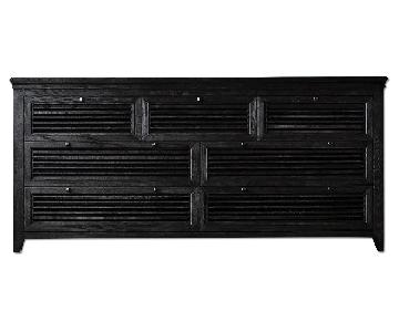 Restoration Hardware Shutter 7-Drawer Dresser
