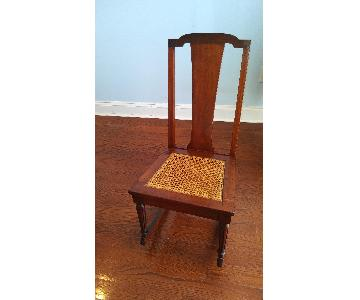 John D. Raab Chair Co. Colonial Revival Rocker Chair