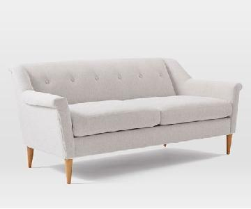 West Elm Finn Loveseat