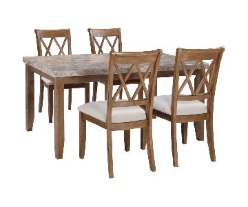 Ashley Narvilla 5-Piece Dining Set