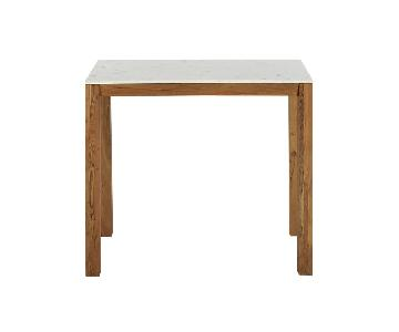 CB2 Palate Counter Height Dining Table