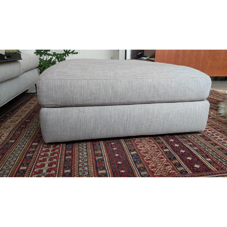 Design Within Reach Down Cushion Ottoman - image-3