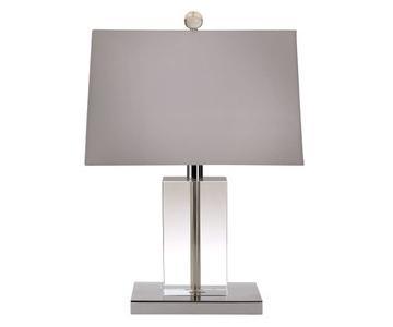 Ralph Lauren Home Lucite Series Low Lamp