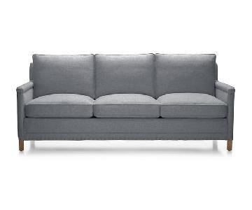Crate & Barrel Taraval Sofa