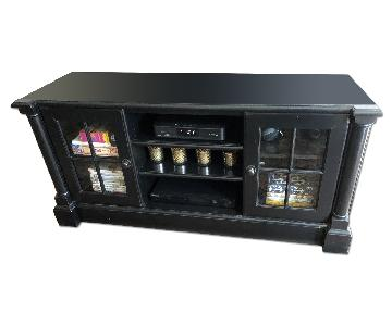 Home Goods Black TV Stand