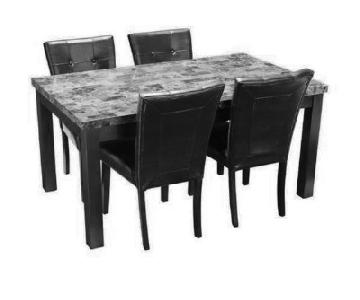 Raymour & Flanigan 5-Piece Dining Set