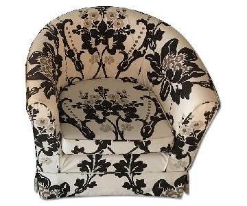 Custom Upholstered Armchair