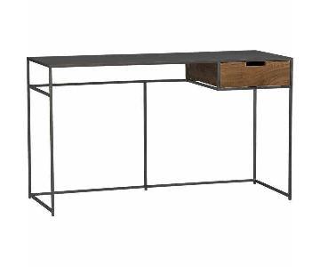 CB2 Guapo Slim Desk