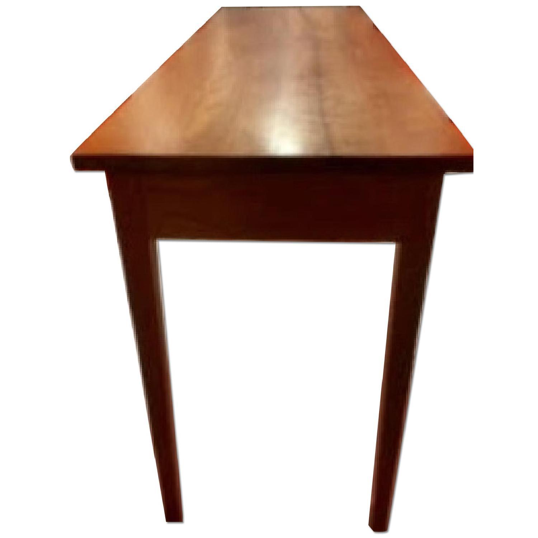 Moser Cherry Rectangular Side Table ...
