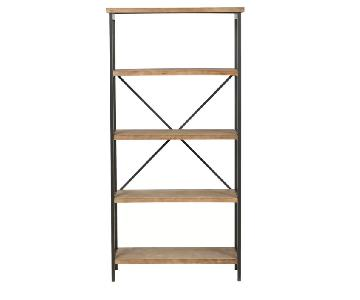 Mercury Row Parthenia Etagere Bookcase