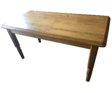 Vintage Rustic Dining Table