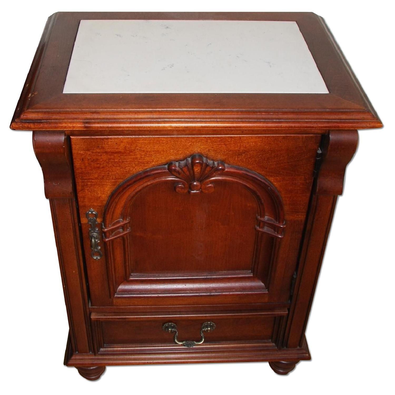 Stanley Furniture Vintage Nightstand ...
