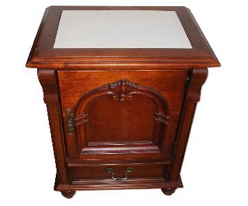 Stanley Furniture Vintage Nightstand