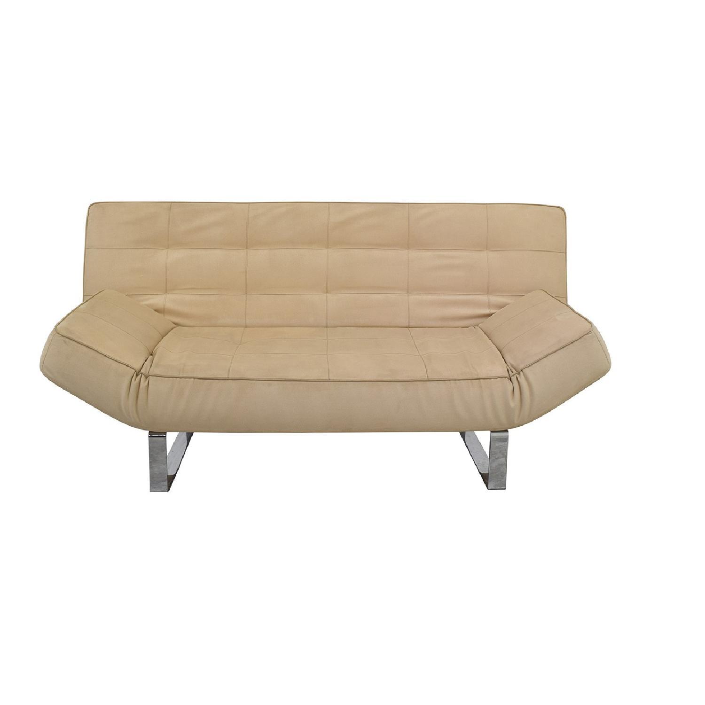Boconcept Zen Beige Sleeper Sofa Aptdeco
