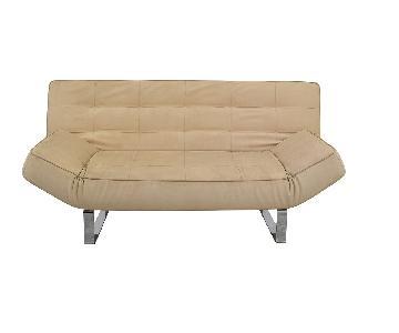 BoConcept Zen Beige Sleeper Sofa