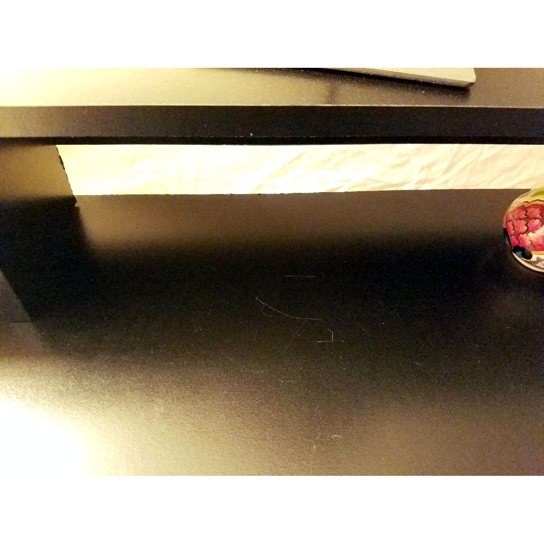 South Shore Axess Desk w/ Keyboard Tray in Black-4