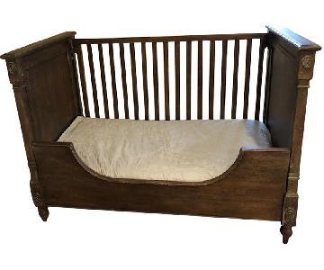 Restoration Hardware Jourdan Toddler Bed