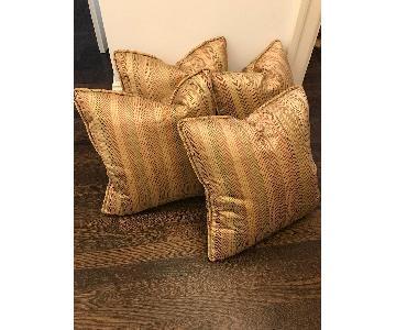 Decorative Chiffon Pillow