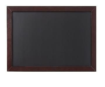Pottery Barn Wood Framed Chalkboard