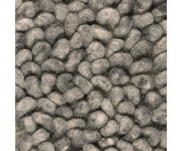 B.I.C. Designer Carpets Stone Area Rug in Charcoal