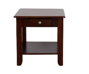 Raymour & Flanigan End Table