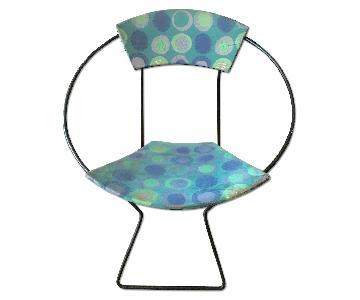 1950's Vintage Mod Hoop Chair