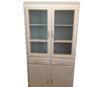 Antique Scheirich Cabinet