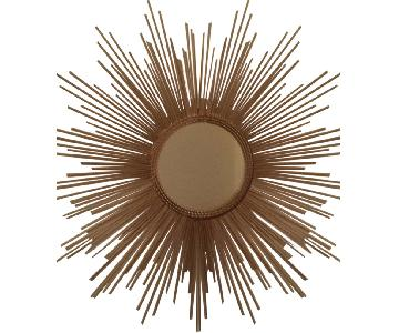 Macy's Large Sunburst Mirror