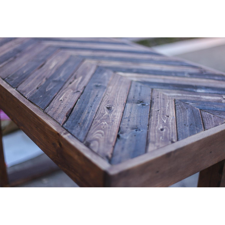 Handmade Rustic Dining Table-1