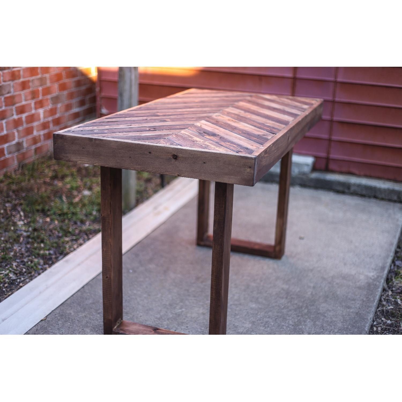 Handmade Rustic Dining Table-2