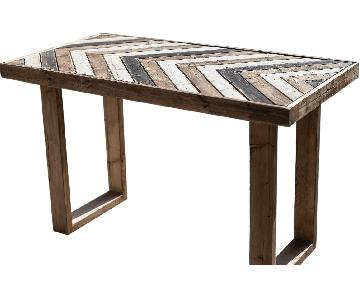 Creative X Soul Crown Heights Series Handmade Rustic Dining Table