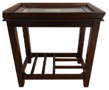 Rooms To Go Side Table