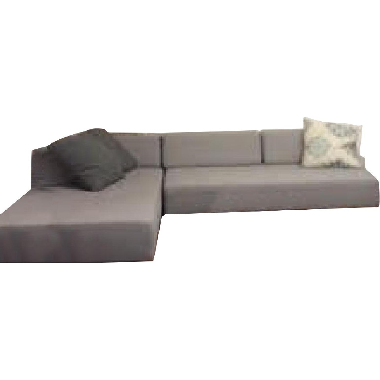 West Elm Tillary Sectional Sofa ...
