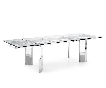 Calligaris Tower Extending Dining Table