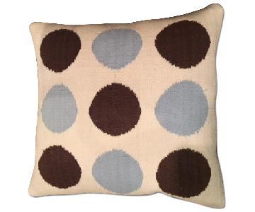 Jonathan Adler Wool Throw Pillow