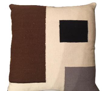 Jonathan Adler Large Throw Pillow