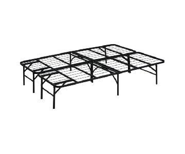 Furinno Angeland Platform Metal Bed Frame